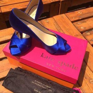 kate spade Shoes - Kate Spade Heels Size 7